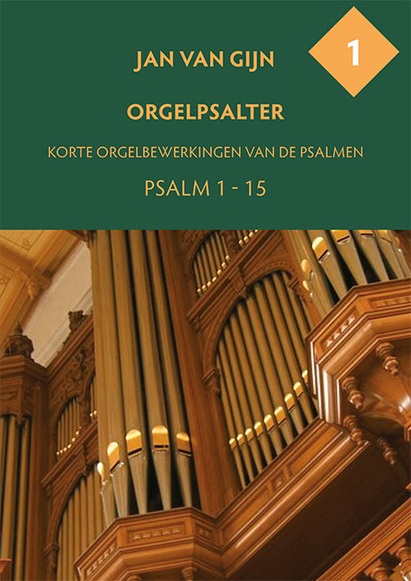 Jan van Gijn Orgelpsalter 1 Omslag