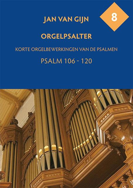 Jan van Gijn Orgelpsalter 8 Omslag