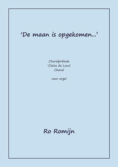Romijn De maan is opgekomen Omslag