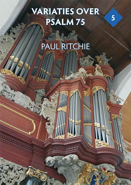 Paul Ritchie deel 5 Omslag